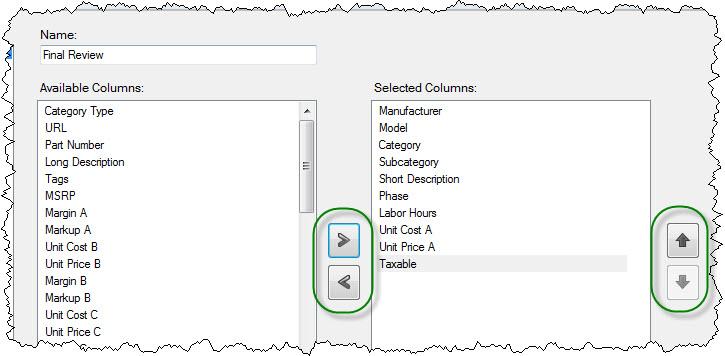 File:SIX_Guide/006_Catalog/002_Product_Explorer/002_Viewing_Products/Custom_Layouts/custom_layout_move_arrows.jpg